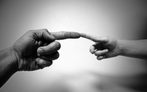 index fingers