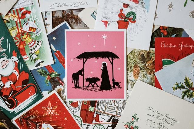 クリスマスカード英語での書き方や時期